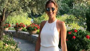 Ana Ivanovic: Bezaubernder Look im weißen Sommerkleid!
