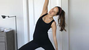 1 Woche nach der Geburt: Ana Ivanovic sportelt schon wieder!