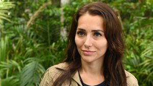 Dschungel-Exit: Anastasiya Avilova ist eine gute Verliererin