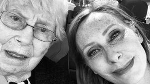 """""""Werden dich immer lieben"""": Andrea Sawatzkis Mutter ist tot"""