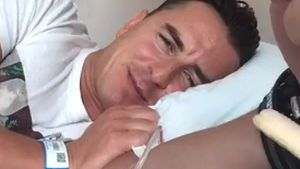 Sechs Kilo verloren: Andreas Gabalier meldet sich aus Klinik