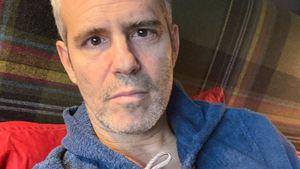 Auch Talkshowmaster Andy Cohen hat sich mit Corona infiziert
