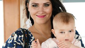 Angelika Ewa Turo und ihre Tochter Luna
