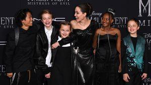 Prozessniederlage: Angelina Jolie feiert Geburtstag mit Kids