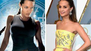 """Die neue """"Lara Croft"""": Kann sie Angelina Jolie ersetzen?"""