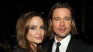 "Angelina Jolie und Brad Pitt bei den ""Producers Guild Awards"" 2012"