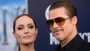 "Angelina Jolie und Brad Pitt auf der ""Maleficent""-Filmpremiere in Hollywood"