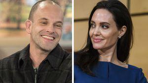 Angelina Jolie und Jonny Lee Miller