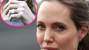 Angelina Jolies Verlobungsring von Brad Pitt