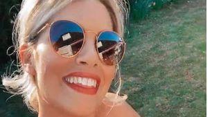 Angelina Kirsch postet Throwback-Pic mit Kurven-Botschaft
