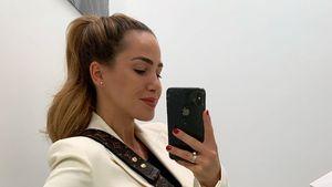 Neu-Mama Angelina Pannek leidet an extremen Rückenschmerzen