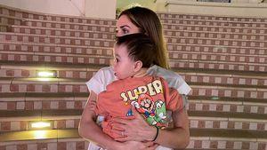 Knuffig: Ann-Kathrin Götze teilt neues Bild von Sohn Rome