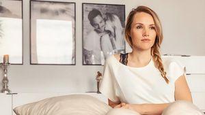 "Neu-Mama Anna Hofbauer leidet unter Netz-""Erziehungspolizei"""