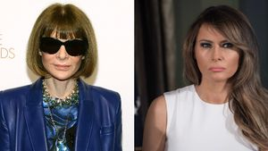 Subtil: Vogue-Chefin Anna Wintour disst Melania Trump