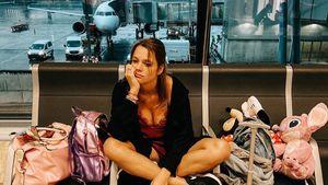 Zwei Wochen Urlaub ohne Kids: Anne Wünsche hat zu kämpfen