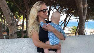 Anneke Dürkopp genießt mit ihrem Sohn Urlaub in Südafrika