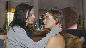 Statt GZSZ-Aus: Fans wollen lesbische Ehe von Jasmin & Anni!