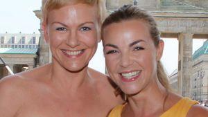 Annika Kipp und Karen Heinrichs werden zu Models!