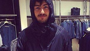 Ein Mann, eine Jacke: Ardian Bujupi ist winterfest