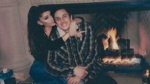 """""""Mein Herz"""": Ariana Grande teilt Couple-Pics mit Verlobtem"""
