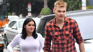 Ariel Winter und Levi Meaden in West Hollywood