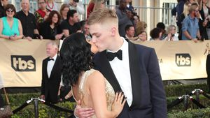 "Ariel Winter und Levi Meaden bei den ""23. Annual Screen Actors Guild""-Awards in Los Angeles"