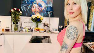 Nach Geschlechtsangleichung: Arielle Rippegather in Dessous