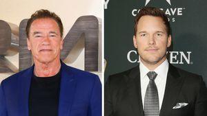 Arnie Schwarzenegger schwärmt von Schwiegersohn Chris Pratt