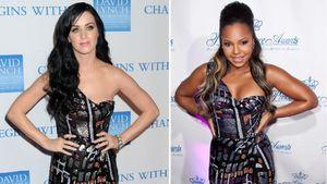 Katy Perry und Ashanti