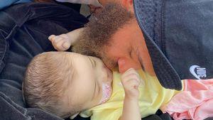 "Todkrankes Baby: Ashley Cain bleibt trotzdem ein ""Optimist"""