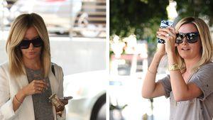 Stylingwunder: Ashley Tisdale ist die Shorts-Queen