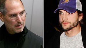 Ashton Kutcher verwandelt sich in Steve Jobs