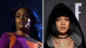 Azealia Banks und Rihanna