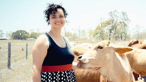 Happy End in Australien? Kuss bei Bäuerin Viv und Sebastian
