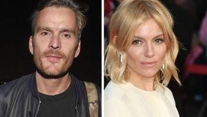 Balthazar Getty und Sienna Miller