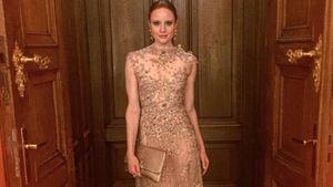 """Barbara Meier bei den """"Leading Ladies Awards"""" in Wien 2016"""
