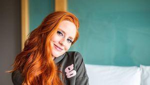 Model Barbara Meier plaudert offen über das Leben als Mutter