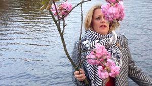 Barbara Schöneberger: Mit Humor gegen das schlechte Wetter!