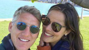 Bastian Schweinsteiger und Ana Ivanovic in Chicago
