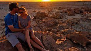 Namibia-Bauer Gerald: Seine Anna hatte eine Fehlgeburt!