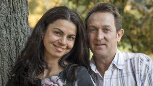 Lena und Bauer Bernhard führen trotz Ehe eine Fernbeziehung