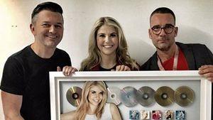 1 Million verkaufte Alben! Beatrice Egli flippt total aus