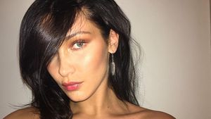 Bella Hadid ohne Make-up