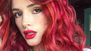 Alarmstufe rot: Bella Thorne überrascht mit wilder Frisur!