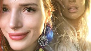 Tränen? Bella Thorne kommentiert Ex Tanas Verlobungs-News!