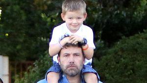 Ben Affleck mit Sohn Sam