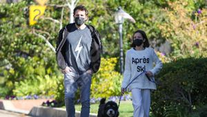 Familientag: Ben Affleck mit Tochter Seraphina unterwegs