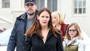 Was denn nun? Jennifer Garner stoppt Scheidung von Ben