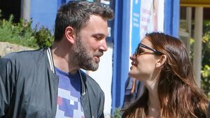 Ben Affleck und Jennifer Garner in Los Angeles