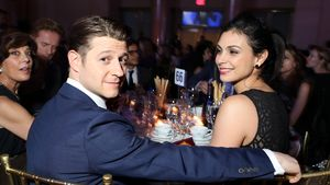 Benjamin McKenzie und Morena Baccarin bei den Gotham Independent Film Awards in New York